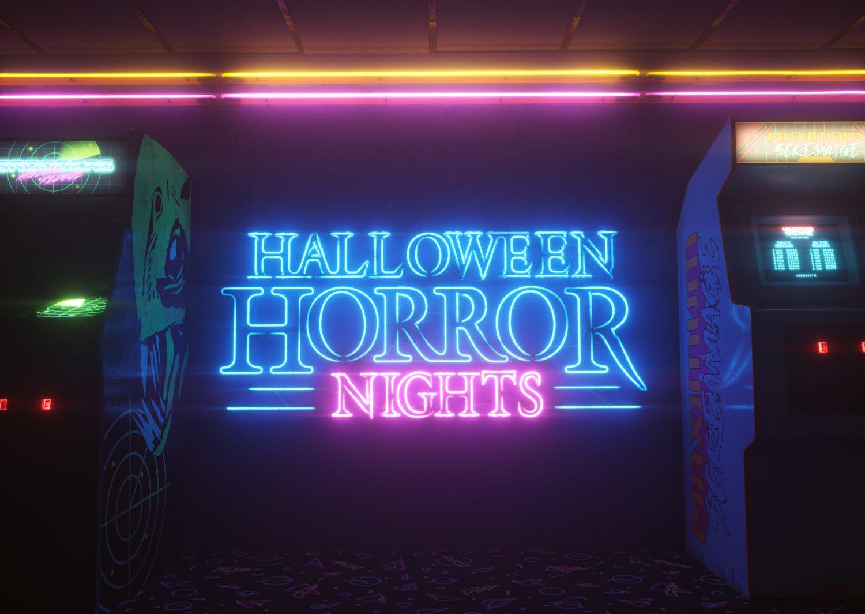Declan O'Mara's Halloween Horror Nights